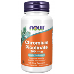 Now Foods Chromium Picolinate 200 mcg