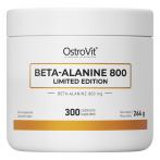 OstroVit Beta-Alanine 800 Бета Аланин Аминокислоты Пeред Тренировкой И Энергетики