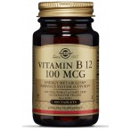 Solgar Vitamin B12 100 mcg