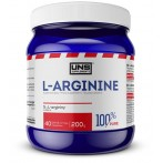 UNS L-Arginine Slāpekļa Oksīda Pastiprinātāji L-Arginīns Aminoskābes Pirms Treniņa Un Еnerģētiķi