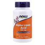 Now Foods Alpha Lipoic Acid 100 mg Appetite Control Weight Management
