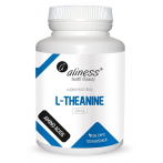 Aliness L-Theanine 200 mg Aminoskābes