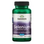 Swanson Selenium L-Selenomethionine 100 mcg