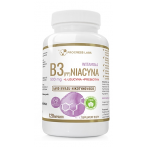 Progress Labs Niacin vitamin B3 (PP) 500 mg + Prebiotic
