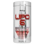 Nutrex Lipo-6 Unlimited Жиросжигатели Контроль Веса