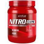 Activlab Nitro Caps Усилители Оксида Азота Л-Аргинин L-Цитруллин Аминокислоты Пeред Тренировкой И Энергетики