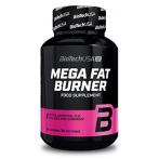 Biotech Usa Mega Fat Burner Tauku Dedzinātāji Svara Kontrole Sievietēm