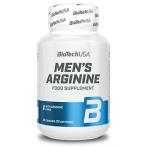 Biotech Usa Men's Arginine L-Arginine Amino Acids Testosterone Level Support