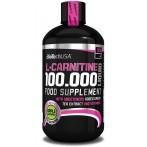 Biotech Usa L-Carnitine 100k Л-Карнитин Зеленый Чай Контроль Веса