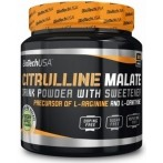 Biotech Usa Citrulline Malate Nitric Oxide Boosters L-Citrulline Amino Acids Pre Workout & Energy