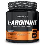 Biotech Usa L-Arginine Powder Slāpekļa Oksīda Pastiprinātāji L-Arginīns Aminoskābes Pirms Treniņa Un Еnerģētiķi