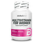 Biotech Usa Multivitamin For Woman Sievietēm