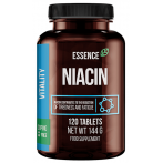 Essence Nutrition Niacin 500 mg