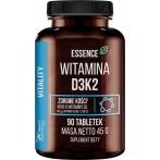 Essence Nutrition Vitamin D 4000 IU + K2 MK-7 100 µg