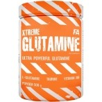 FA Nutrition Glutamine Xtreme L-Glutamine L-Taurine Amino Acids Post Workout & Recovery