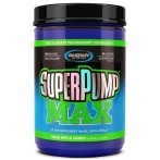 Gaspari Nutrition Superpump Max Nitric Oxide Boosters Pre Workout & Energy