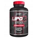 Nutrex Lipo-6 Black Svara Kontrole