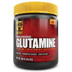 Mutant Glutamine L-Glutamine Amino Acids Post Workout & Recovery
