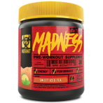 Mutant Madness Nitric Oxide Boosters Pre Workout & Energy
