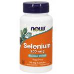 Now Foods Selenium 200 mcg