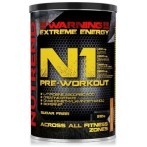 Nutrend N1 Pre-Workout Nitric Oxide Boosters