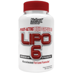 Nutrex Lipo-6 Fat Burners Weight Management