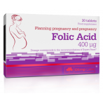 Olimp Folic Acid 400µg