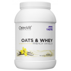 OstroVit Oats & Whey Изолят Сывороточного Белка, WPI Протеиновый Kомплекс