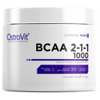 OstroVit BCAA 2-1-1 Aminoskābes
