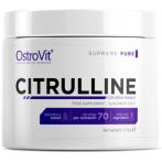OstroVit Citrulline Усилители Оксида Азота L-Цитруллин Аминокислоты Пeред Тренировкой И Энергетики