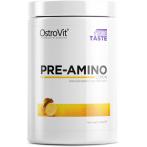 OstroVit Pre Amino BCAA Nitric Oxide Boosters L-Arginine L-Citrulline Beta Alanine Whey Protein Hydrolysate, WPH