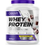 OstroVit Whey Protein Концентрат Сывороточного Белка, WPC Протеины