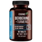 Essence Nutrition Berberine + Turmeric
