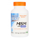 Doctor's Best MSM with OptiMSM 1500 mg