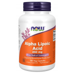 Now Foods Alpha Lipoic Acid 250 mg Appetite Control Weight Management