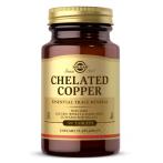 Solgar Copper chelated