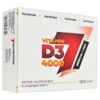 7Nutrition Vitamin D3 4000 iu