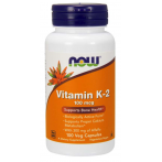 Now Foods Vitamin K-2 100 mcg