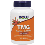 Now Foods TMG Trimethylglycine 1000 mg Аминокислоты