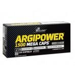Olimp Argi Power Mega Caps Slāpekļa Oksīda Pastiprinātāji L-Arginīns Aminoskābes Pirms Treniņa Un Еnerģētiķi