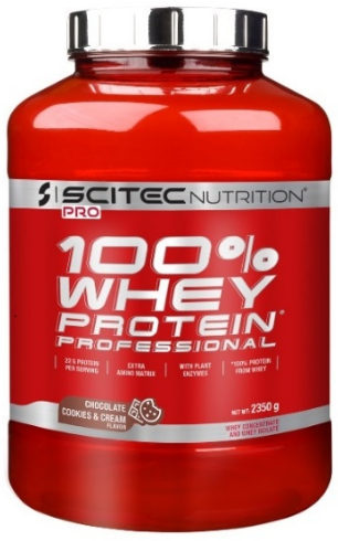 Scitec Nutrition 100 Whey Protein Professional 2350 G Sport